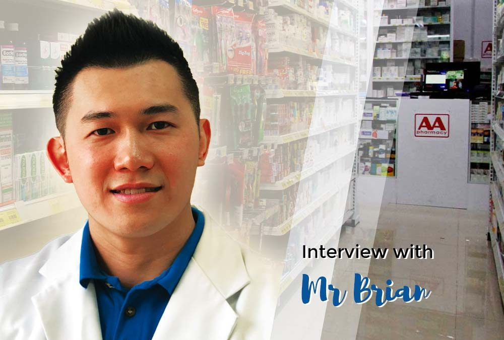 Interview with Mr Brian
