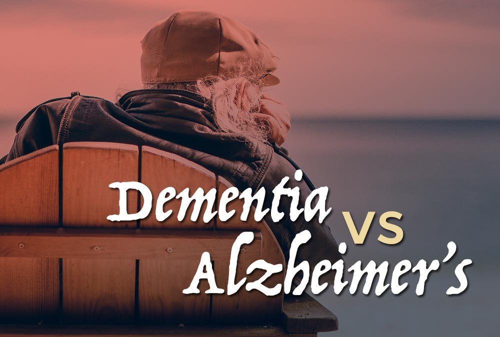 Dementia-VS-Alzheimers - Farmasi AA Health Tips