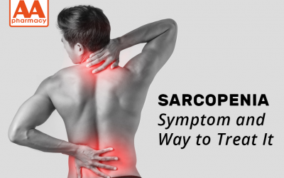 Sarcopenia Symptom and Way to Treat It