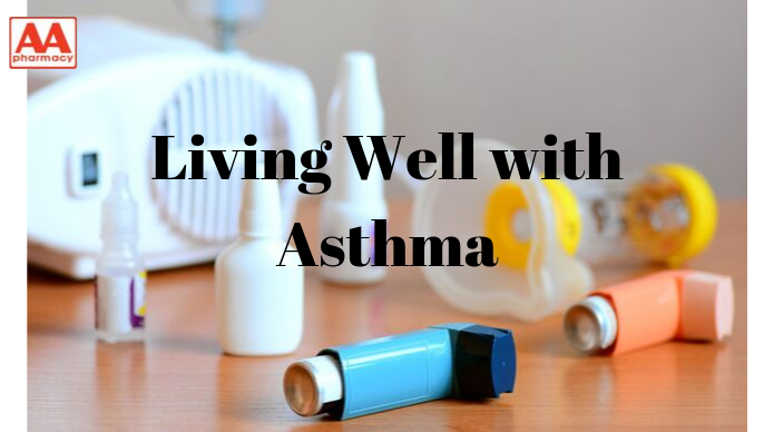 Live Well With Asthma